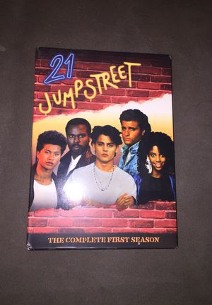 21 Jumpstreet first season 1987 for Sale in Poway, CA