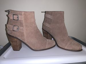 Tan Suede boots for Sale in Mount Vernon, NY