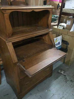 Vintage Solid Desk / Dresser for Sale in Dartmouth, MA