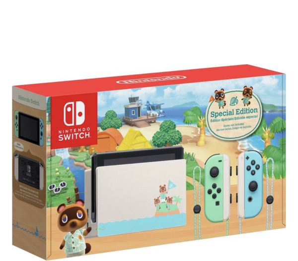 Animal Crossing Nintendo Switch With Mario 3D