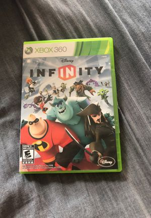 XBOX 360 Disney Infinity game for Sale in Park City, UT