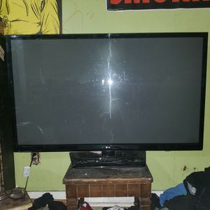 Flat Screen Led HD 50 Inch LG TV OBO for Sale in Hammond, IN