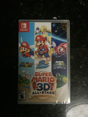 Super Mario 3D All-Stars (Brand New) for Sale in Hialeah, FL