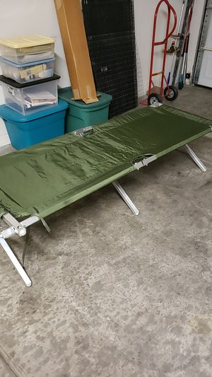 Military style cot for Sale in Las Vegas, NV