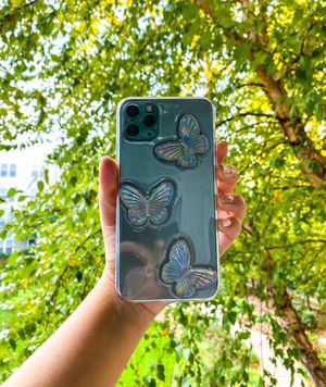 IPHONE 11 PRO MAX - BUTTERFLY CASE for Sale in Fairfax, VA
