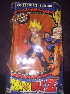 Collectible DragonBall Z Action Figure for Sale in Las Vegas, NV