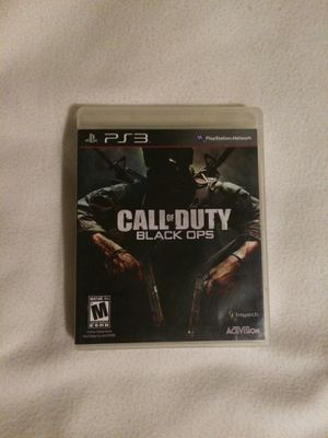 PS3 Call of Duty: Black Ops - Perfect Condition for Sale in Downey, CA