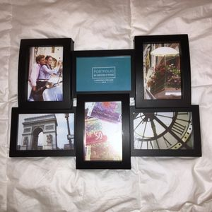 6 Picture Collage Picture Frame 4x6 for Sale in Tempe, AZ