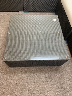 Patio furniture coffee table 39$ for Sale in Rancho Cucamonga, CA
