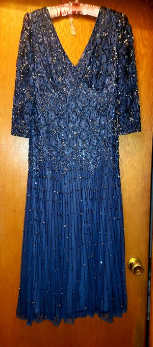Beautiful blue evening dress for Sale in Worth, IL