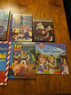 Baby toddler and kids books for reading Pixar for Sale in Los Angeles, CA