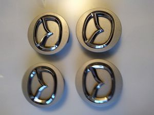 Mazda CX-3 CX-7 CX-9 Mazda3 Mazda5 Mazda6 Miata MX-5 RX-8 2001-2018 Center Cap for Sale in Woodbridge, VA