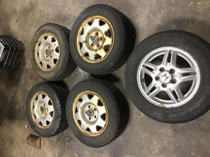 CRV WHEELS 5x114.3 stock rims 15inch for Sale in Lawrence, MA