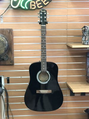 Fender Acoustic Guitar for Sale in West Covina, CA