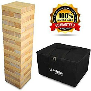 Timber Giant Timber TOWER Puzzle Game New Unused! for Sale in Stratford, CT