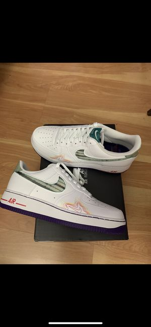 Air Force 1 low pre game music for Sale in Seattle, WA