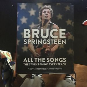 Bruce Springsteen Book for Sale in Brooklyn, NY