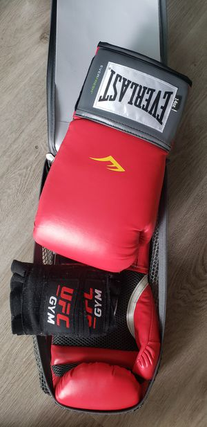 Everlast Pro Style Training gloves for Sale in Anaheim, CA