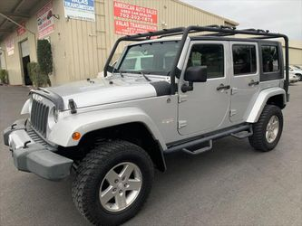 2008 Jeep Wrangler Unlimited for Sale in North Las Vegas,  NV