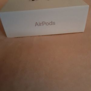 First Generation AirPod Box and Manual ONLY for Sale in Laurel, MD