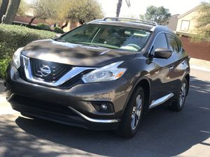 2016 Nissan Murano SL for Sale in Phoenix, AZ