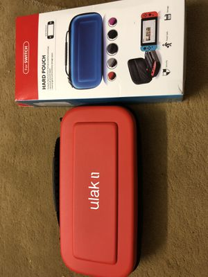 Nintendo switch case brand new for Sale in Marysville, WA