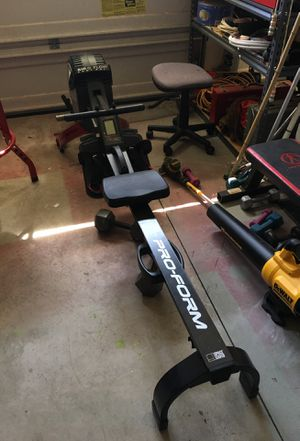 Pro-Form 550R like new for Sale in Agua Dulce, CA