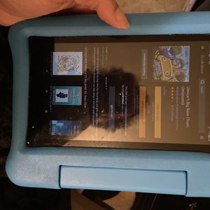 Blue Amazon Fire 7 9th gen KIDS for Sale in Queens, NY