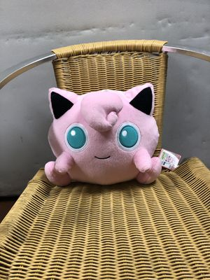 Jigglypuff Pokemon stuffed toy for Sale in Los Angeles, CA