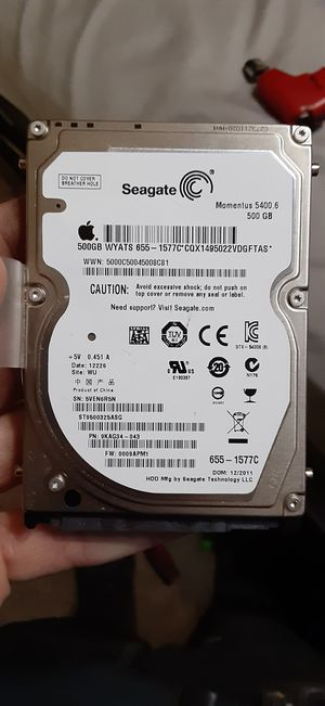 Hard drives 500 gb for Sale in Houston, TX
