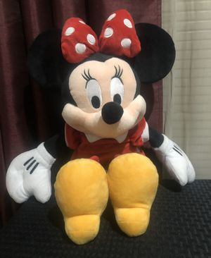 Minnie Mouse Plushie for Sale in Charlotte, NC