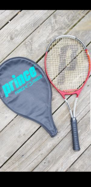 Prince Force Three Tennis Racket for Sale in Franklinton, NC
