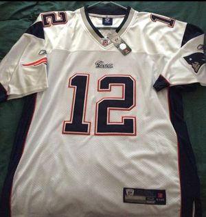 Tom Brady Jersey for Sale in Las Vegas, NV