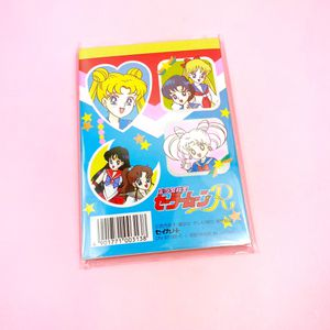 Vintage Sailor Moon Memopad & Stickers for Sale in Irvine, CA