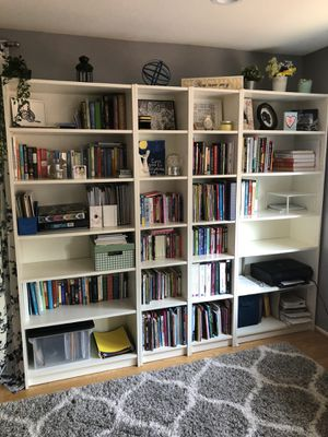 IKEA Billy bookcases for Sale in Fullerton, CA