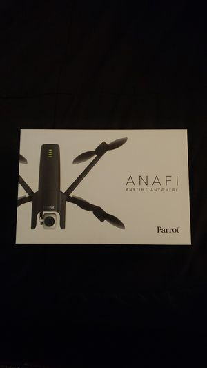 Drone Parrot Anafi for Sale in Dinuba, CA
