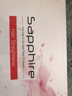 Sapphire Hair Straightener for Sale in Cleveland,  OH