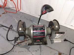 Electric grinder 6 inches with work light new for Sale in Winter Springs, FL