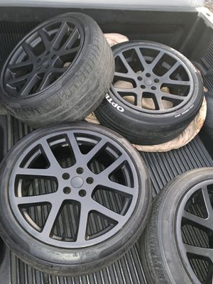 20' Srt Viper Rims for Sale in Upland, CA