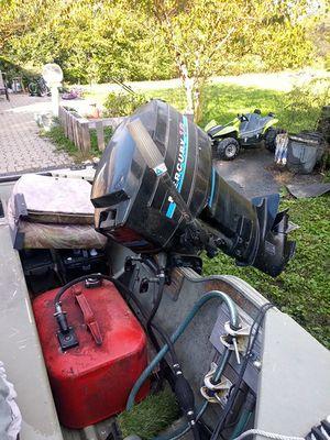 Mercury 18 horse outboard motor for Sale in Oakbrook Terrace, IL