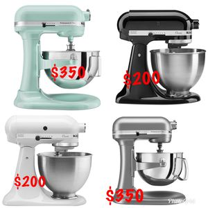 Kitchen Aid Mixers for Sale in Chicago, IL