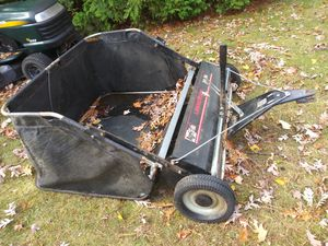 Commercial Grade Lawn Sweeper , Yard Clean Up for Sale in Uxbridge, MA