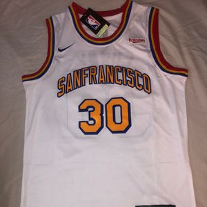 Stephen Curry San Francisco Golden State Warriors Jersey for Sale in Buffalo, NY