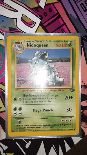 Nidoqueen only 10$ for Sale in Madison Heights, MI