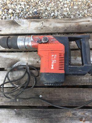 Hilti TE 75 hammer drill for Sale in Joliet, IL