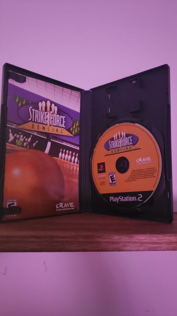 Strike Force Bowling [PS2]