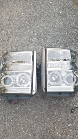 2008 f350 headlights for Sale in Cranston, RI