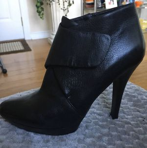Nine West Stiletto Genuine Leather Ankle Boots Size 6 for Sale in NW PRT RCHY, FL