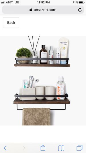 Shelves for bathroom, kitchen for Sale in Los Angeles, CA