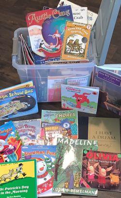 Box Of Children's Books for Sale in Orlando, FL